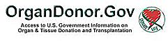OrganDonor.Gov: Access information on organ & tissue donation and transplantation